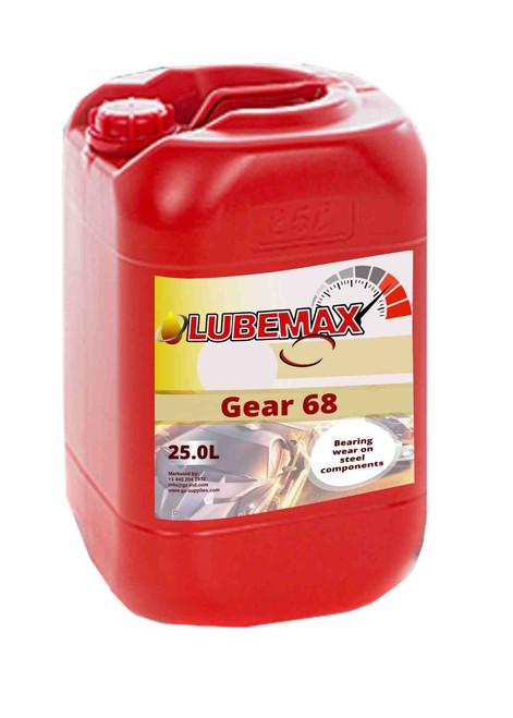 LubeMax Gear 68 25L