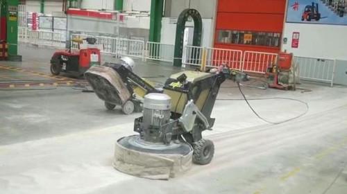 Concrete Grinder KD-850 Kaida