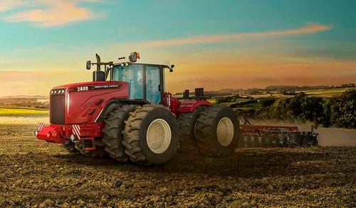 Farm Tractor RSM 2400 Rostselmash