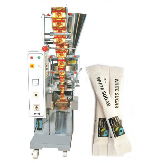 Form filling Sealing Powder Machine 10gms to 50gms NewMachines