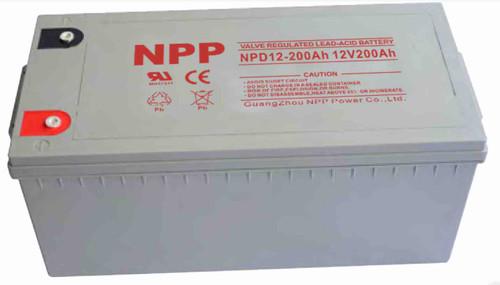 Deep Cycle Battery 150AH NPP