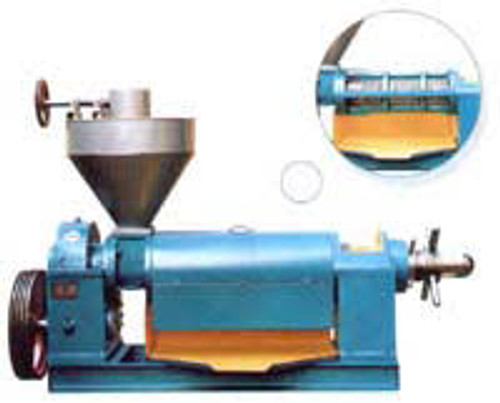 Edible Oil Expeller Machine with Filter NewMachines