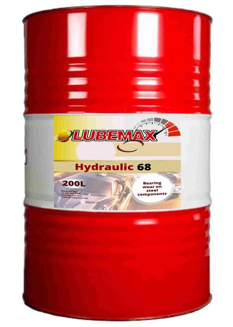 LubeMax Hydraulic 68 200L