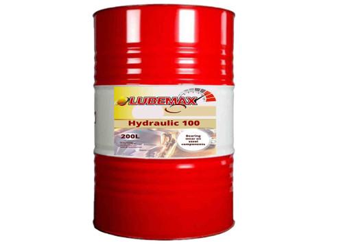LubeMax Hydraulic 100 200L