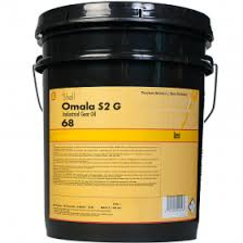 Shell Omala S2 G 68 Industrial Gear Oil