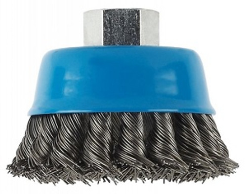 Bosch Wire cup brush 90 mm, 0,5 mm, M14