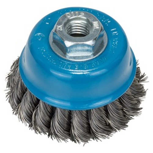 Bosch Wire cup brush 65 mm, 0,35 mm, M14 (knotted)