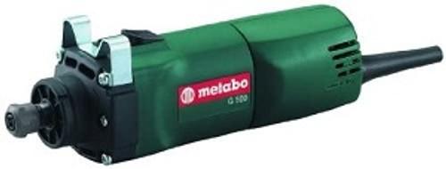 Straight Grinder G-500 Cap 500 Watts METABO