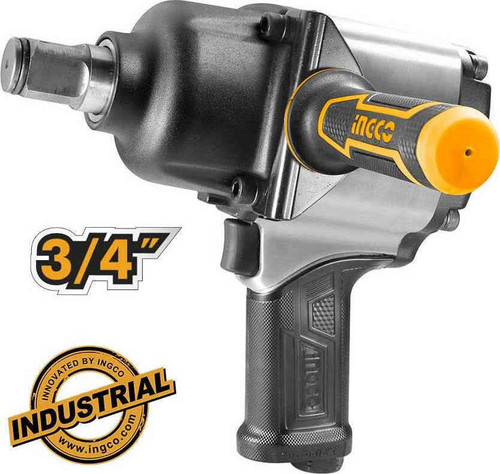 "Air Impact Wrench 3/4"" AIW341302 INGCO"