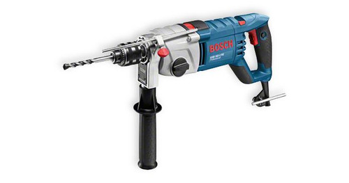 Bosch GSB 162-2 RE professional Impact Drill The most important data Rated power input 	1.500 W Drilling diameter in masonry 	162 / 68 mm Drilling diameter in wood 	50 / 30 mm