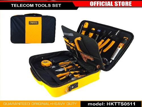 Telecom Tools Set 51 Pcs HKTTSO511 INGCO