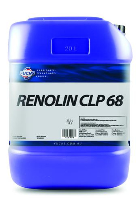 Fuchs Marine Renolin CLP 68 High Quality Industrial Gear Oil