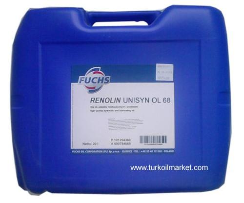 Fuchs Renolin Unisyn OL 68 Compressor Oil