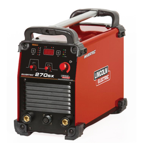 Inverter welding machine for SMAW (stick welding) 270SX Lincoln