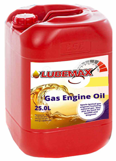 LubeMax Gas Engine Oil
