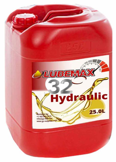 LubeMax Hydraulic 32 25L
