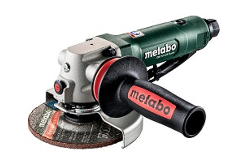 DW 10-125 Quick Compressed Air Angle Grinder Metabo