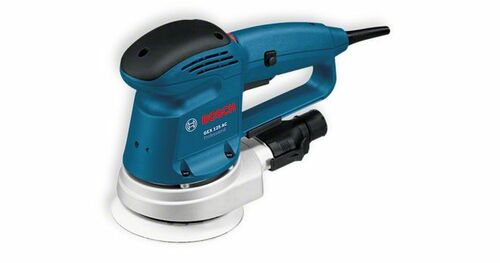 Bosch GEX 125 plus acc.