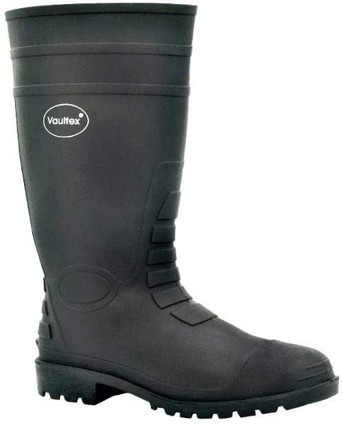 Rain Boot with Steel Toe Vaultex