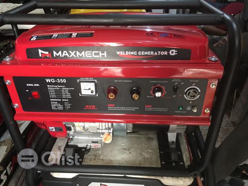 MaxMech Gasoline Generator
