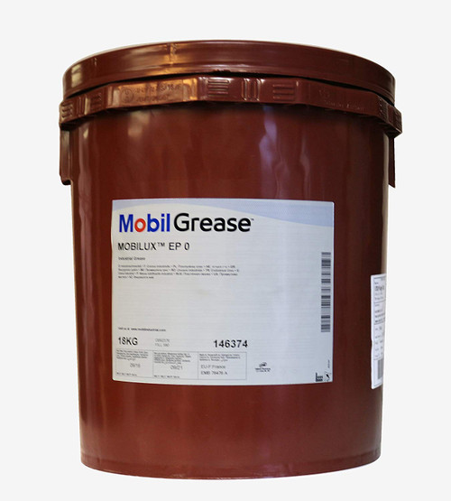 Mobilux EP 0 Grease Oil