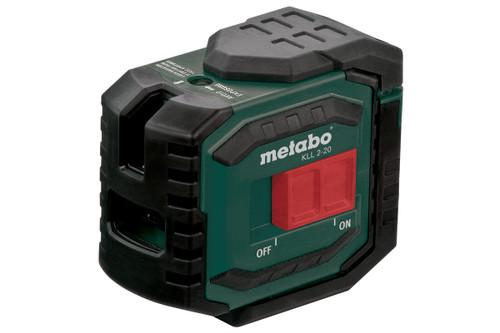Cross Line Laser KLL 2-20 Metabo