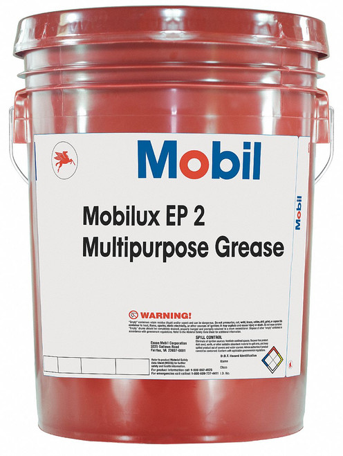 Mobilux EP 2 Grease Oil