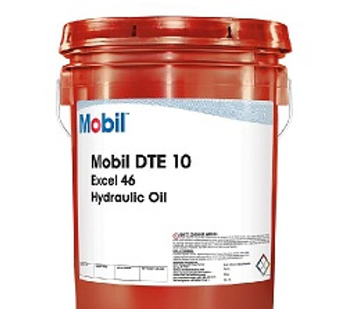 Mobil DTE 10 EXCEL 46 Premium Quality Hydraulic Oil