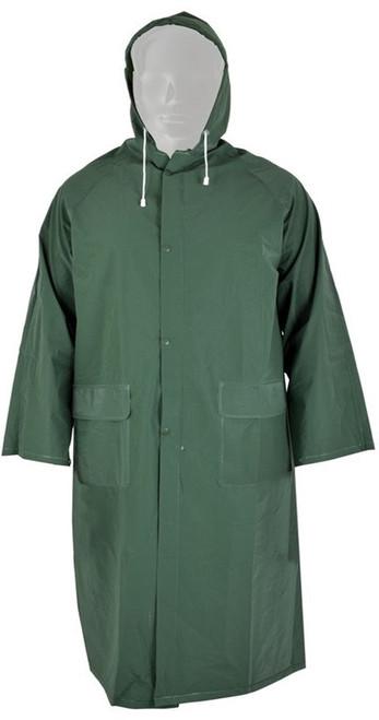 PVC Rain Coat Vaultex