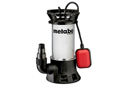 Dirty Water Submersible Pump PS 18000 SN Metabo