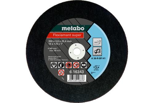 "Flexiamant Super 13"" Cutting Disc Metabo"