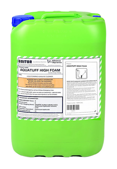 Unitor Aquatuff High Foam