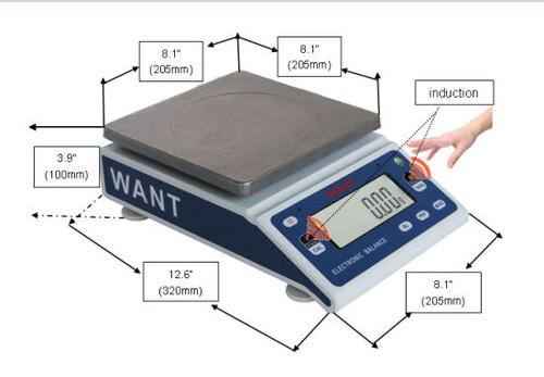 Electronic Balance AIK-WT30002G Hellog