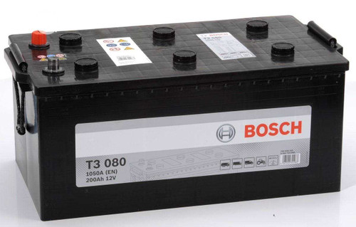 Bosch Mega Power Battery 12V 200AH