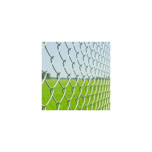 Galvanized Chain Link Fence Hellog