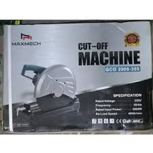 Maxmech Cut Off Saw GCO 2000-355