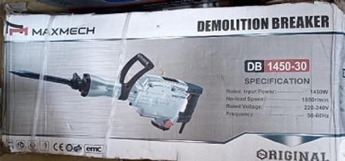 Maxmech Demolition Breaker DB 1450-30