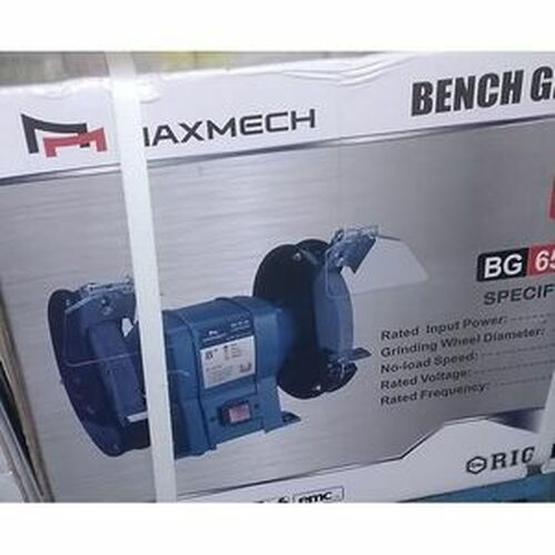 Maxmech 8'' Bench Grinder BG 650-205