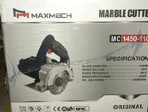 Maxmech Marble Cutter MC 1500-110