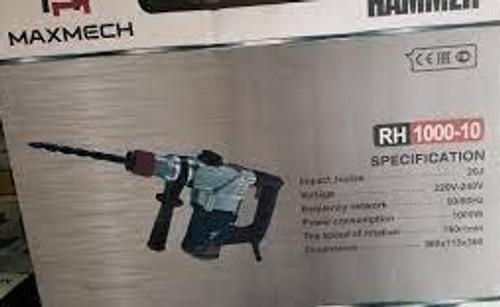 Maxmech Rotary Hammer RH 1000-10