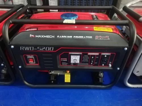 Maxmech Generator  RWD- 5200