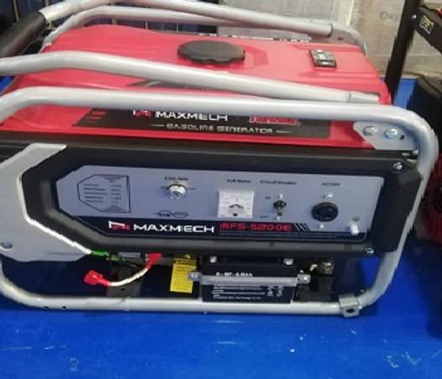 Maxmech Gasoline Generator RFS  5200E