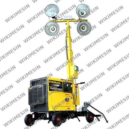 Lighting Tower FLT3000 Firman
