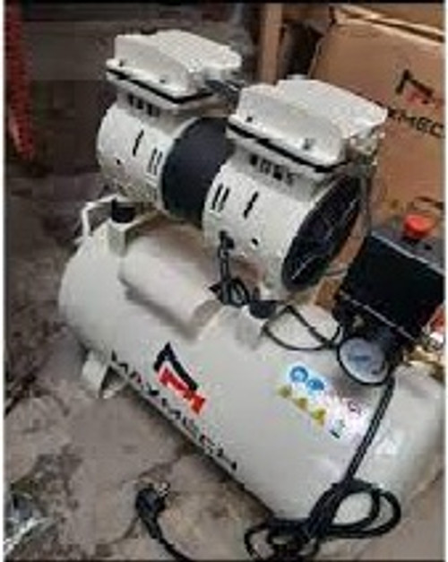 Maxmech 50L Oil-free Air Compressor