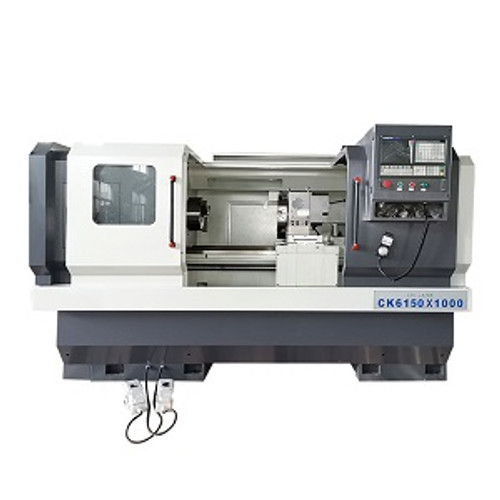 CNC Lathe Machine with CE for metal cutting