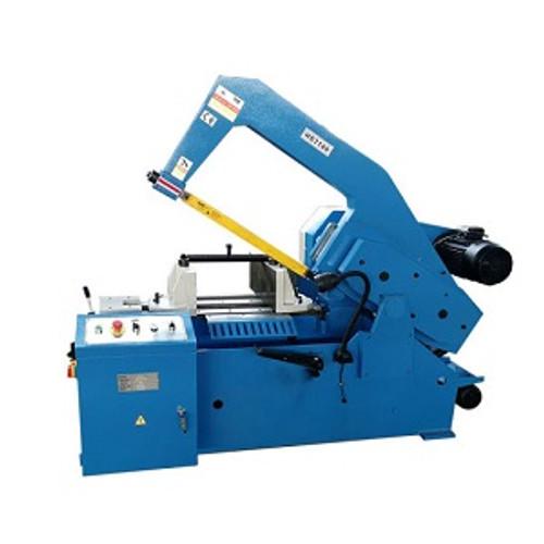 HS7140 hydraulic metal cutting hack saw machine