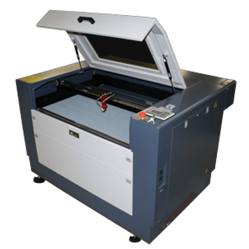 High-Speed CO2 laser cutter & engraving machine MQ1390 Hellog