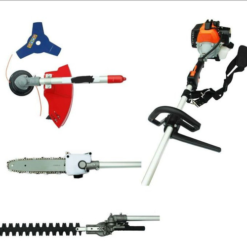 Multi Purpose Brushcutter (Trimmer, Chainsaw) Aspero
