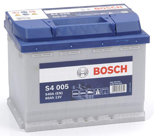 Bosch Automotive and Starter Battery S4 60AH 12V