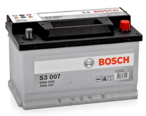 Bosch Automotive and Starter Battery S3 70AH 12V